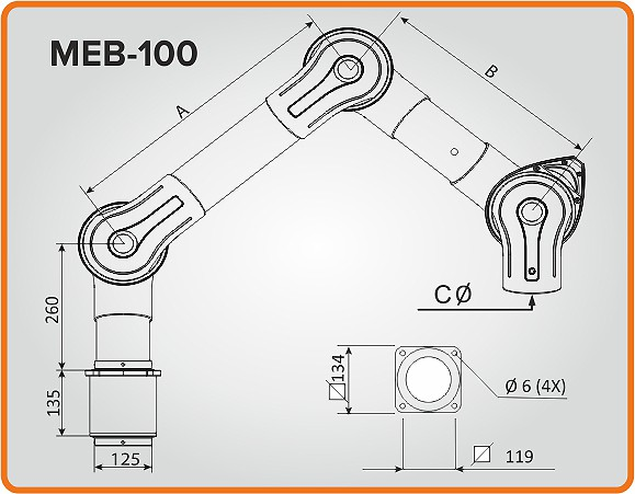 MEB 100